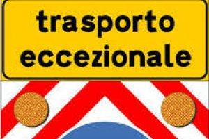 Itinerari Comunali percorribili dai Trasporti Eccezionali